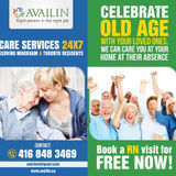 Enthusiastic, Punctual,Flexible care providers available To know more