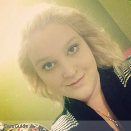 Canadian Nanny Provider Tiana Lane's Profile Picture