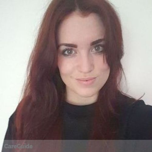 Canadian Nanny Provider Jenna Wilson's Profile Picture