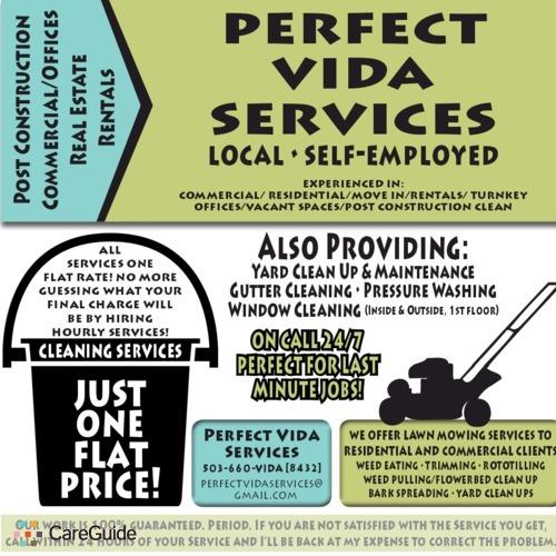 Handyman Provider Perfect Vida S's Profile Picture