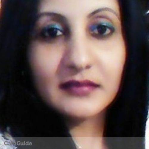 Child Care Provider Mala M's Profile Picture