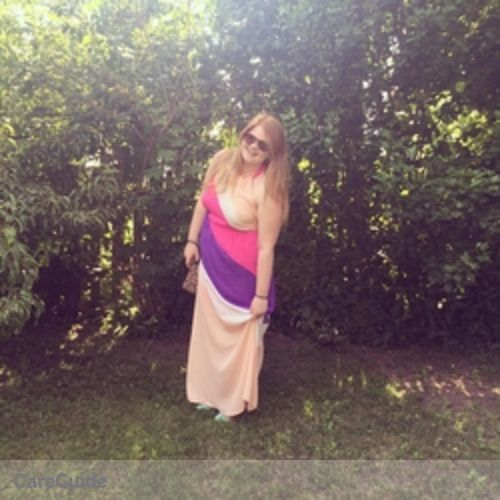 Canadian Nanny Provider Emily Savage's Profile Picture