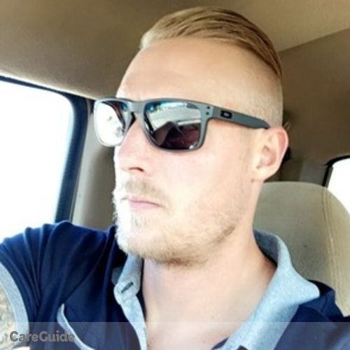 Handyman Provider Jordan Schalmo's Profile Picture
