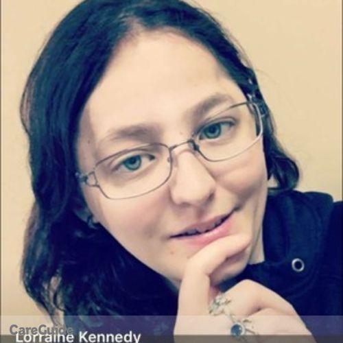 Canadian Nanny Provider Lorraine K's Profile Picture
