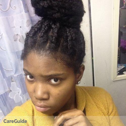 Child Care Provider Serena Thomas's Profile Picture