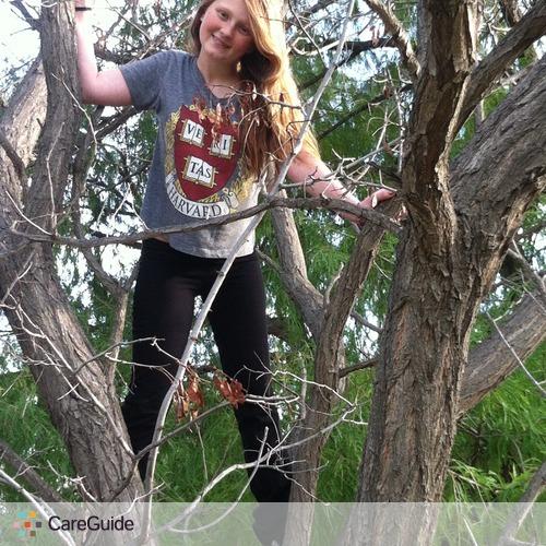 Child Care Provider Sequoia B's Profile Picture