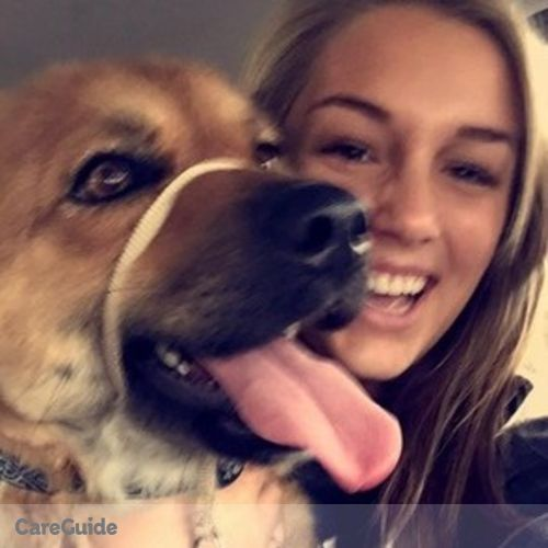 Pet Care Provider Kenzie Koch's Profile Picture