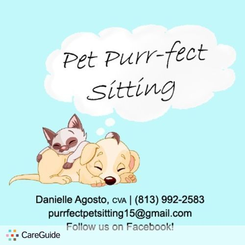 Pet Care Provider Danielle Agosto's Profile Picture