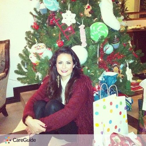 Child Care Provider Mariana Gonzalez's Profile Picture