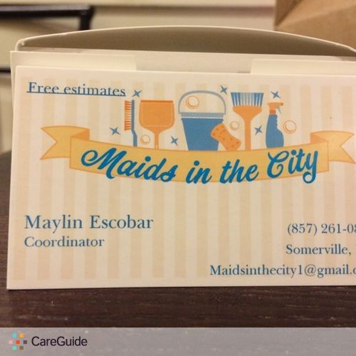Housekeeper Provider Maylin E's Profile Picture