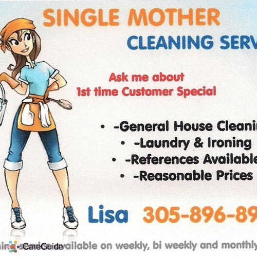 Housekeeper Provider Lisa Stamp's Profile Picture