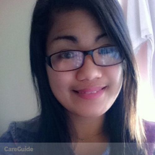 Canadian Nanny Provider Romalie Tating's Profile Picture