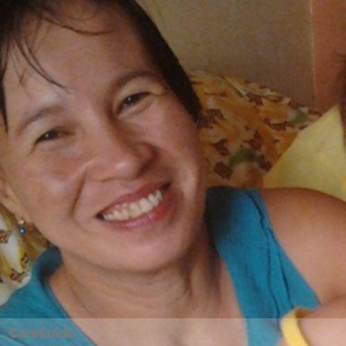 Canadian Nanny Provider Lilia Palcon's Profile Picture