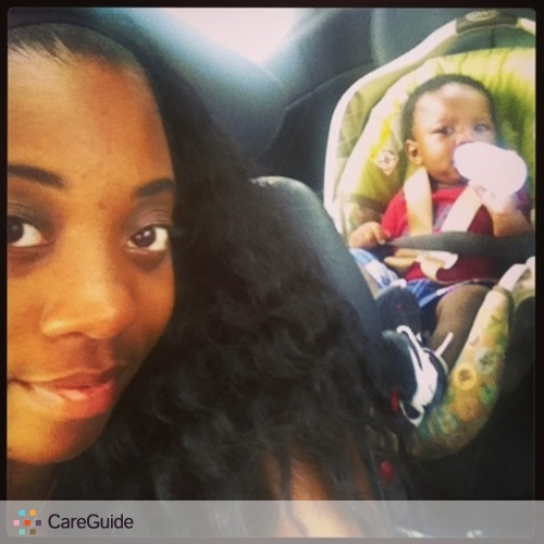Child Care Provider Chantavia Brown's Profile Picture