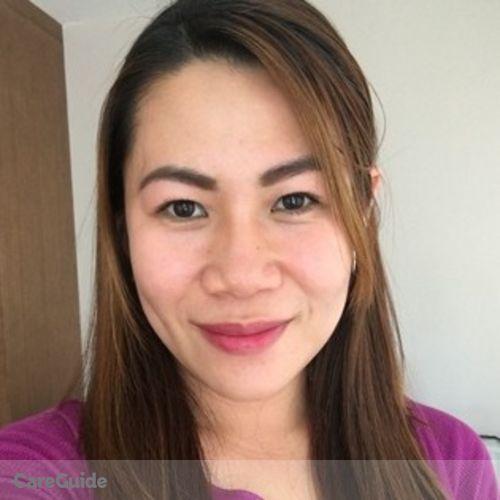 Canadian Nanny Provider Reyamie Maramot's Profile Picture