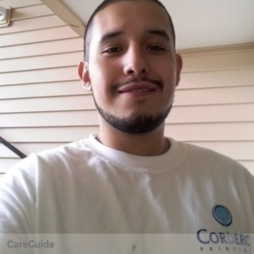 Painter Provider Carlos Cordero's Profile Picture