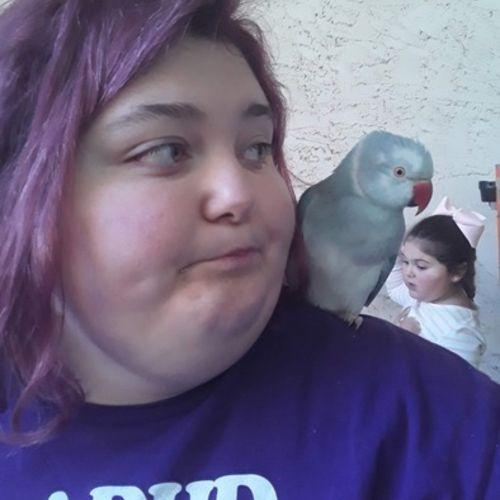 Hi, I'm Jasmine. I am a college student. I offer dog walking, dog sitting, Cat sitting, Cat feeding, Washing your pets.. etc