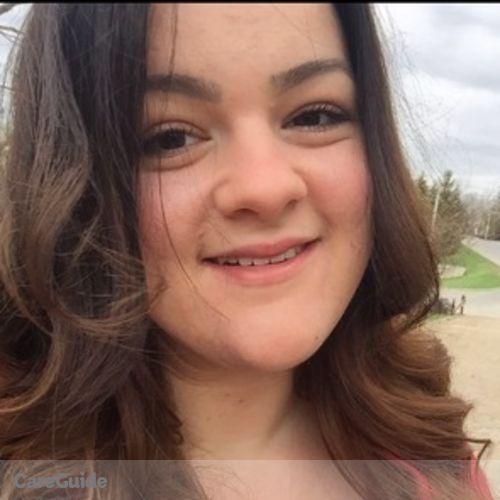 Canadian Nanny Provider Amanda M's Profile Picture