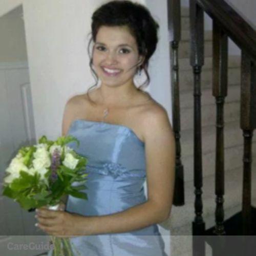 Canadian Nanny Provider Sierra Gregorio's Profile Picture