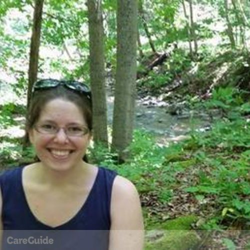 Canadian Nanny Provider Erica Jarvis's Profile Picture