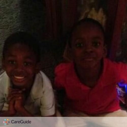 Child Care Job Teneka A's Profile Picture