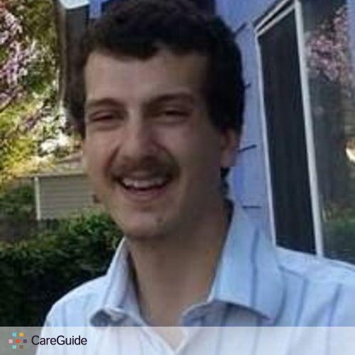 Child Care Provider Julien Stricher's Profile Picture