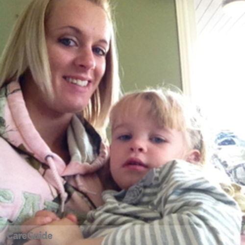 Canadian Nanny Provider Jenny White's Profile Picture