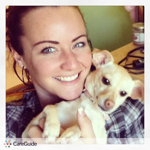 Pet Care Provider Danielle Munger's Profile Picture