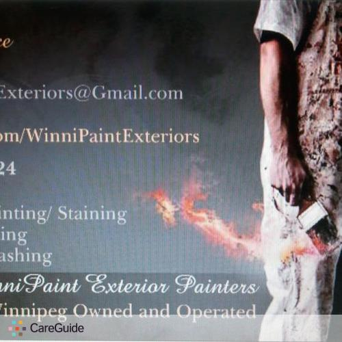 Painter Provider Alan V's Profile Picture