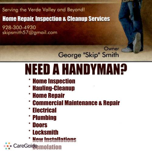 Handyman Provider George Smith's Profile Picture