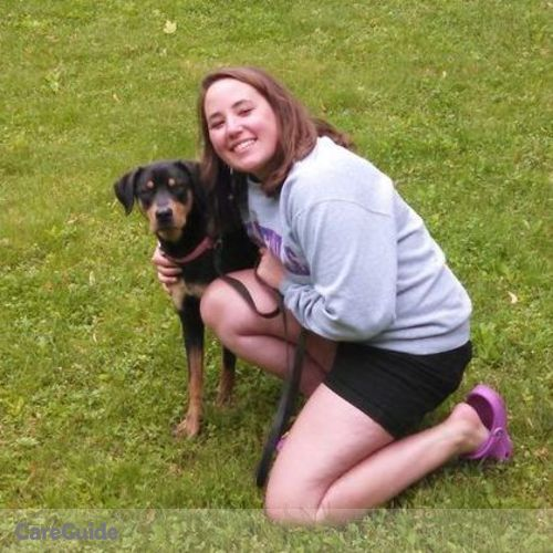 Pet Care Provider Catherine Z's Profile Picture