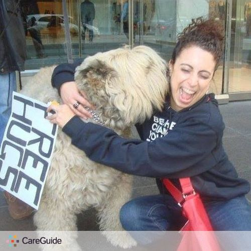 Pet Care Job Rana N's Profile Picture