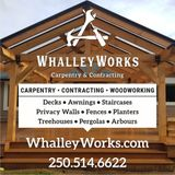 CARPENTRY & CONTRACTING Specializing in Sun Decks, Patio Awnings, Fences, and all yard features!