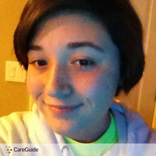 Child Care Provider Alyssa Jensen's Profile Picture