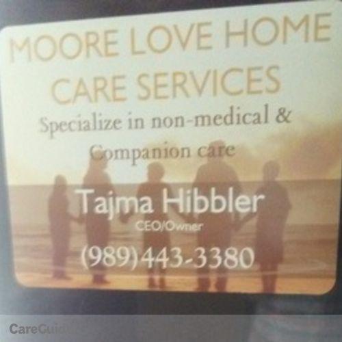 Elder Care Provider Tajma Hibbler's Profile Picture