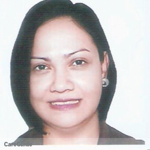 Canadian Nanny Provider Hasmin A's Profile Picture