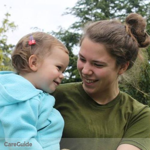 Canadian Nanny Provider Katie Gillis's Profile Picture