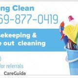 Housekeeping, home organization, and move out cleaning