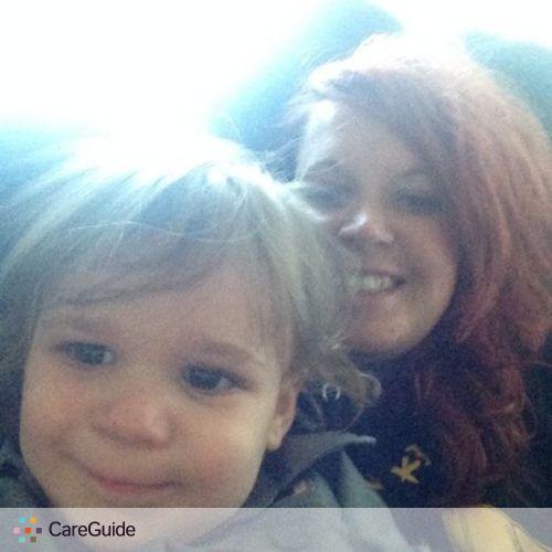 Child Care Job Angel Mccabe's Profile Picture