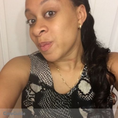Canadian Nanny Provider Shanika Samuels's Profile Picture