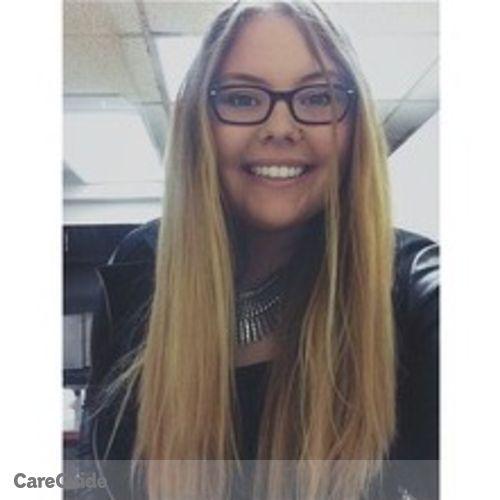 Canadian Nanny Provider Michelle Mlinaric's Profile Picture