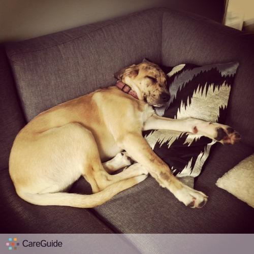Pet Care Job Samantha C's Profile Picture