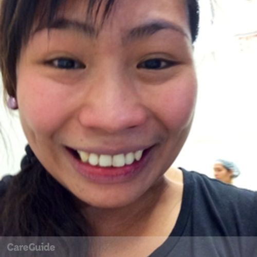 Canadian Nanny Provider Diana Pena's Profile Picture