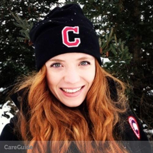 Canadian Nanny Provider Michaela C's Profile Picture