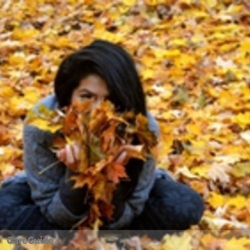 Canadian Nanny Provider Tania's Profile Picture