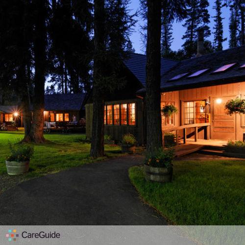 Chef Job Lake Creek Lodge R's Profile Picture