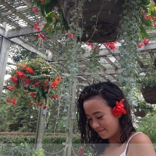 Canadian Nanny Provider Darcy Hsing's Profile Picture