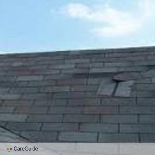 Roofer Provider Brook D's Profile Picture