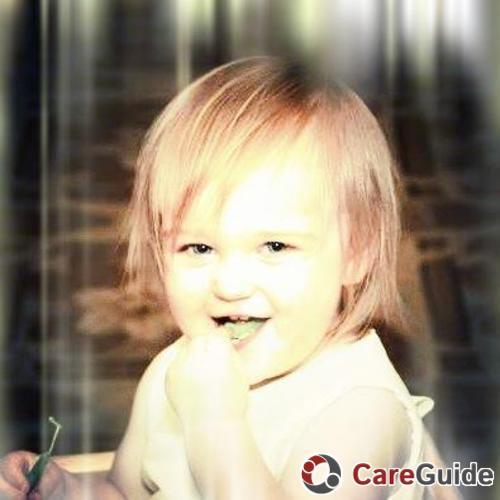 Child Care Job Casey Schmidt's Profile Picture
