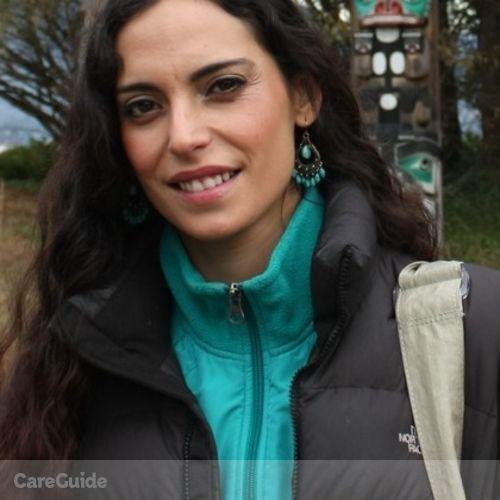 Canadian Nanny Provider Maria P's Profile Picture
